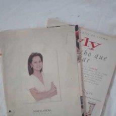 Coleccionismo de Revista Pronto: REVISTA PRONTO (LOTE 2 REVISTAS). MAYO-JUNIO DE 1997.. Lote 288412433