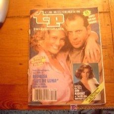 Coleccionismo de Revista Teleprograma: REVISTA TP.. Lote 20988433