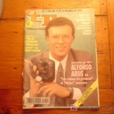 Coleccionismo de Revista Teleprograma: REVISTA TP.. Lote 20988446