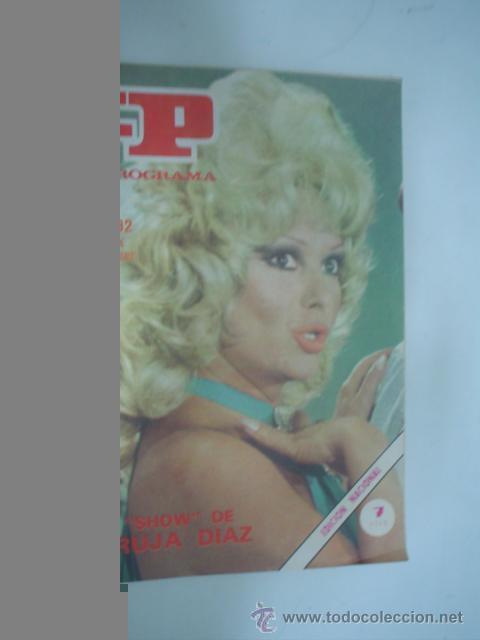 TELEPROGRAMA Nº 492 (DEL 8 AL 14 DE SEPTIEMBRE DE 1975) (Coleccionismo - Revistas y Periódicos Modernos (a partir de 1.940) - Revista TP ( Teleprograma ))