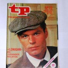 Coleccionismo de Revista Teleprograma: TP TELEPROGRAMA Nº699. AGOSTO 1979. LONIGAN. Lote 43267057
