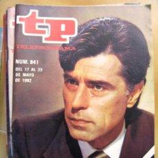 Coleccionismo de Revista Teleprograma: TP TELEPROGRAMA Nº 841 DE 1982. Lote 43698188