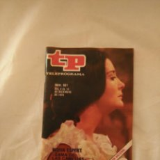 Coleccionismo de Revista Teleprograma: TP TELEPROGRAMA Nº 661 --- DICIEMBRE 1978 --- NURIA ESPERT. Lote 45793588
