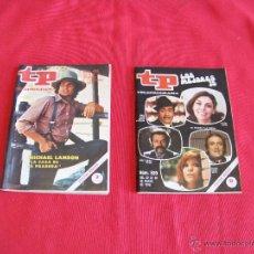 Coleccionismo de Revista Teleprograma: TELEPROGRAMA.TP. Lote 95193936