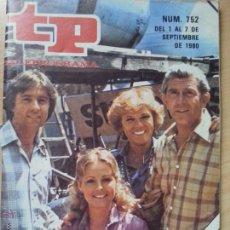 Coleccionismo de Revista Teleprograma: TP TELEPROGRAMA 752 CÓDIGO RESCATE (1980). Lote 50755105