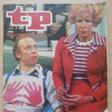 Coleccionismo de Revista Teleprograma: TP TELEPROGRAMA 691 LOS ROPER (1979). Lote 50787920