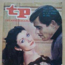 Coleccionismo de Revista Teleprograma: TP TELEPROGRAMA 934 MOVIOLA (1984). Lote 50856490