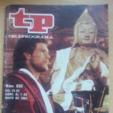Coleccionismo de Revista Teleprograma: TP TELEPROGRAMA 890 MARCO POLO (1983). Lote 50870146