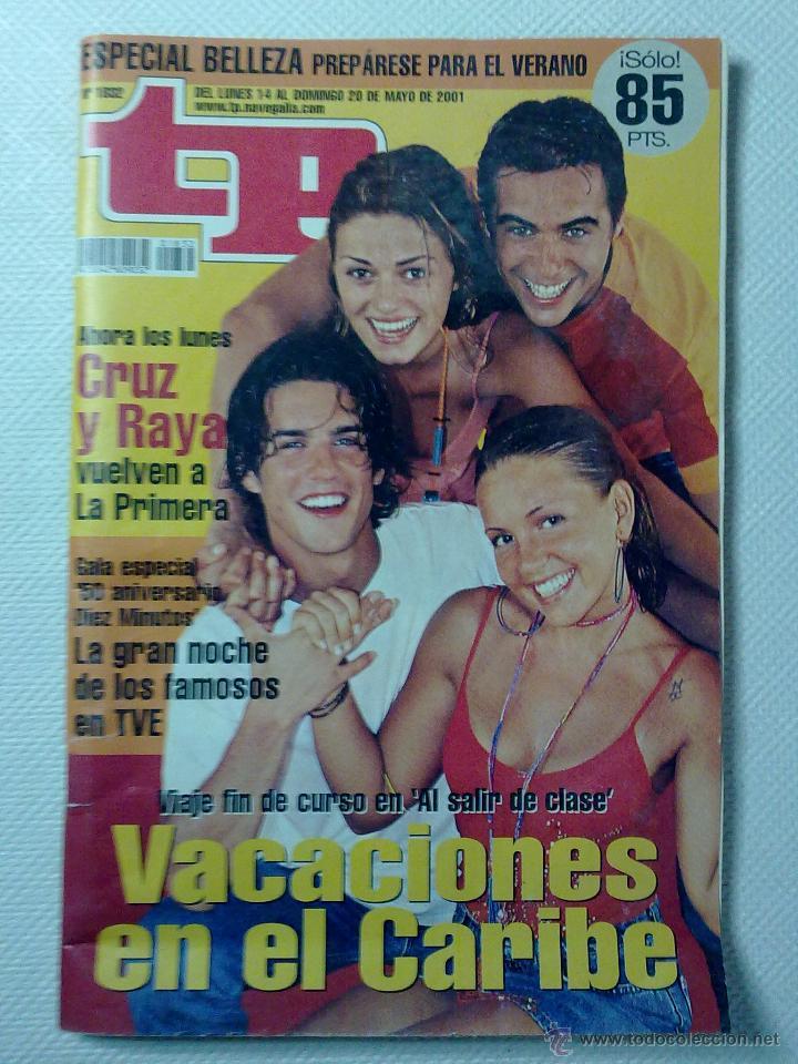 TELEPROGRAMA 2001 MAYO (Coleccionismo - Revistas y Periódicos Modernos (a partir de 1.940) - Revista TP ( Teleprograma ))