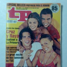 Coleccionismo de Revista Teleprograma: TELEPROGRAMA 2001 MAYO. Lote 51322851