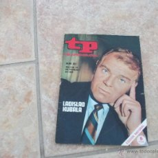 Coleccionismo de Revista Teleprograma: REVISTA TP-TELEPROGRAMA.NUMERO 201.AÑO 1970. Lote 51362986