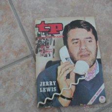 Coleccionismo de Revista Teleprograma: REVISTA TP-TELEPROGRAMA.NUMERO 231.AÑO 1970. Lote 51363065