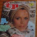 Coleccionismo de Revista Teleprograma: TP TELEPROGRAMA N 1246 AÑO 1990 - ARTICULO ESPECIAL LEE REMICK EN CASCANUECES -- (REF M2ARRBOCAR). Lote 53396189