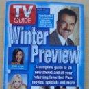 Coleccionismo de Revista Teleprograma: TV GUIDE Nº2337 WINTER PREVIEW (1998) EL TELEPROGRAMA DE USA. Lote 53825345