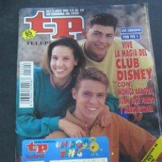 Coleccionismo de Revista Teleprograma: REVISTA TP TELEPROGRAMA. Nº 1402. 1993. CLUB DISNEY. Lote 53877742