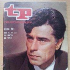 Coleccionismo de Revista Teleprograma: TP TELEPROGRAMA 841 SU TURNO - JESÚS HERMIDA (1982). Lote 50811588