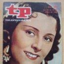 Coleccionismo de Revista Teleprograma: TP TELEPROGRAMA 898 CICLO IMPERIO ARGENTINA (1983). Lote 54206669