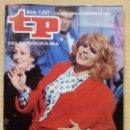 Coleccionismo de Revista Teleprograma: TP TELEPROGRAMA 1047 ESTA NOCHE, PEDRO (1986). Lote 54216583