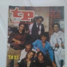 Coleccionismo de Revista Teleprograma: REVISTA TP N'747 SERIE