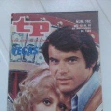 "Collectionnisme de Magazine Teleprograma: REVISTA TP N'762 SERIE ""LAS VEGAS"" AÑO 1980. Lote 54411891"