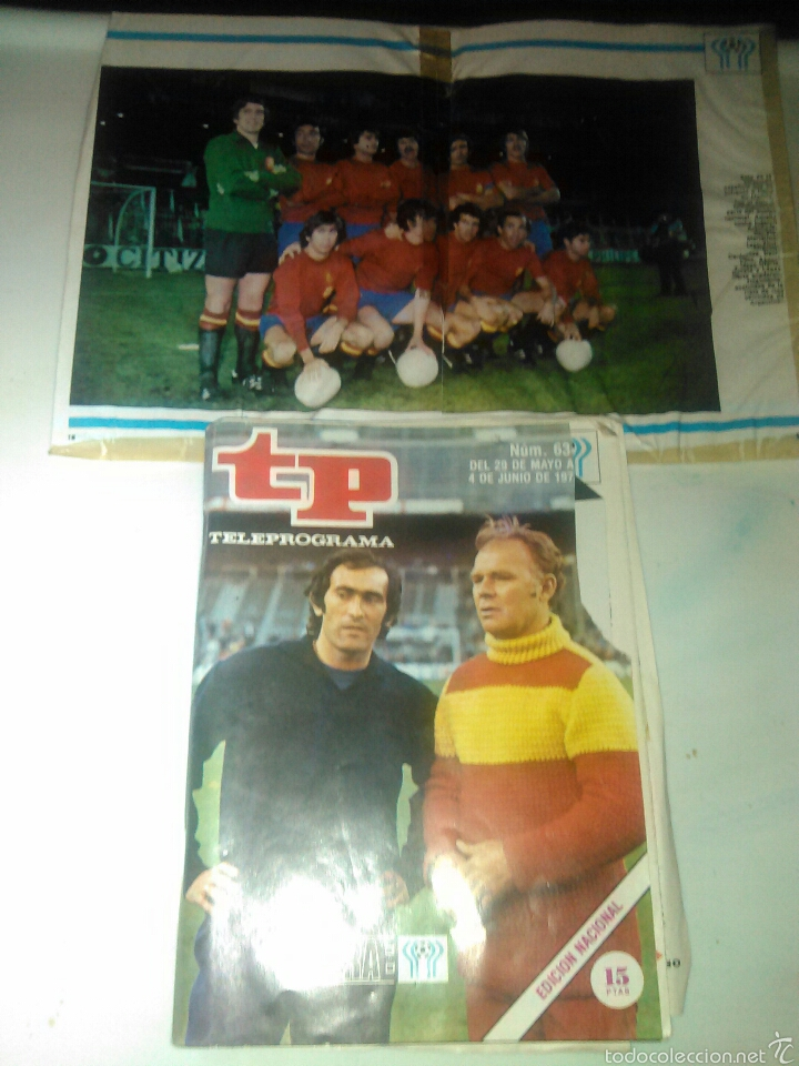 """REVISTA TP N'601 """"EXTRA"""" AÑO 1977 (Coleccionismo - Revistas y Periódicos Modernos (a partir de 1.940) - Revista TP ( Teleprograma ))"""