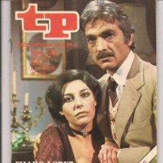 Coleccionismo de Revista Teleprograma: TP. TELEPROGRAMA. Nº 565. 6 FEBRERO 1977. (P/D41). Lote 54578507