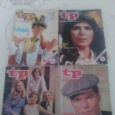 Coleccionismo de Revista Teleprograma: 4 REVISTAS TP N'695-697-698-699.. Lote 54607521