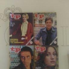 Coleccionismo de Revista Teleprograma: 4 REVISTAS TP N'742-744-746-749.. Lote 54607918