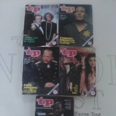 Coleccionismo de Revista Teleprograma: 5 REVISTAS TP N'810-813-815-816-817.. Lote 54610299