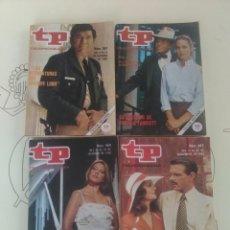 Coleccionismo de Revista Teleprograma: 4 REVISTAS TP N'861-863-864-867.. Lote 54610958