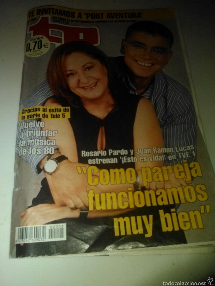 REVISTA TP N'2008 AÑO 2004. (Coleccionismo - Revistas y Periódicos Modernos (a partir de 1.940) - Revista TP ( Teleprograma ))