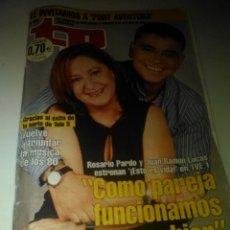 Coleccionismo de Revista Teleprograma: REVISTA TP N'2008 AÑO 2004.. Lote 54661481