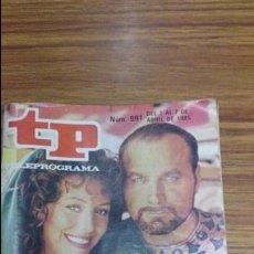 Coleccionismo de Revista Teleprograma: REVISTA TP N 991 DE 1985. Lote 55044476
