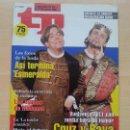 Coleccionismo de Revista Teleprograma: TP TELEPROGRAMA 1666 CRUZ Y RAYA (1998). Lote 56317893
