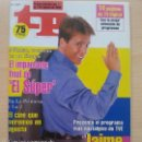 Coleccionismo de Revista Teleprograma: TP TELEPROGRAMA 1687 JAIME BORES (1998). Lote 56317957