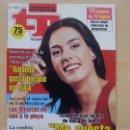 Coleccionismo de Revista Teleprograma: TP TELEPROGRAMA 1690 LAS TARDES DE ALICIA - ALICIA SENOVILLA (1998). Lote 56317987