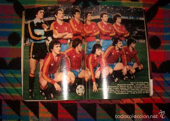 Coleccionismo de Revista Teleprograma: REVISTA TP / TELEPROGRAMA Nº 845 / 1982 / EXTRA MUNDIAL DE FUTBOL ESPAÑA 1982 - Foto 2 - 34965709