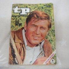 Coleccionismo de Revista Teleprograma: TP Nº 128 FESS PARKER. Lote 57411353
