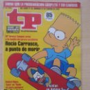 Coleccionismo de Revista Teleprograma: TP TELEPROGRAMA 1768 LOS SIMPSON (2000). Lote 57566197