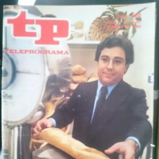 Coleccionismo de Revista Teleprograma: TP - TELEPROGRAMA - N 880 - DEL 24 AL 30 FEBRERO 1983 -REFM1E3. Lote 58065269