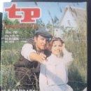 Coleccionismo de Revista Teleprograma: TP - TELEPROGRAMA - N 705 - DEL 8 AL 14 OCTUBRE 1979 - LA BARRACA -REFM1E3. Lote 58065337