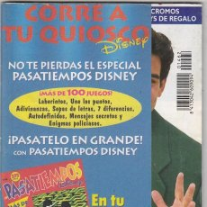 Coleccionismo de Revista Teleprograma: REVISTA TP TELEPROGRAM A Nº 1462 AÑO 1994. MIGUEL ORTIZ. NO TE RÍAS QUE ES PEOR. CON PEGATINAS. . Lote 62453780