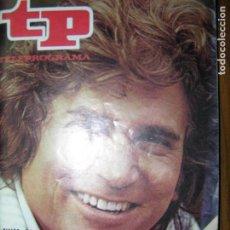 Collectionnisme de Magazine Teleprograma: TELEPROGRAMA Nº777 AÑO 1981. Lote 63325896