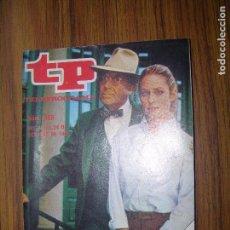 Coleccionismo de Revista Teleprograma: TP TELEPROGRAMA Nº863 AÑO 1982 FERRAH FAWCETT. Lote 63559980