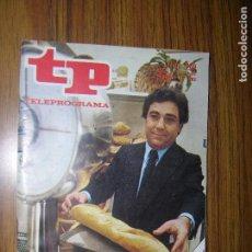 Coleccionismo de Revista Teleprograma: TP TELEPROGRAMA Nº880 AÑO 1983 CONSUMO . Lote 63664199