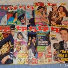 Coleccionismo de Revista Teleprograma: LOTE 8º - DE 11 TP - 11 TELEPROGRAMA - MUY VARIADOS - AÑOS 80/90 Y 2000 - BUEN ESTADO ¡MIRA!. Lote 64999123