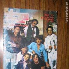 Coleccionismo de Revista Teleprograma: TELEPROGRAMA TAXI Nº747 AÑO 1980. Lote 66140450