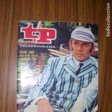 Coleccionismo de Revista Teleprograma: TELEPROGRAMA CIIBB NUEVO DETECTIVE Nº900 AÑO 1983. Lote 66152306