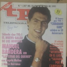 Coleccionismo de Revista Teleprograma: TELEPROGRAMA 1307. Lote 68849791