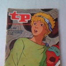 Coleccionismo de Revista Teleprograma: TP TELEPROGRAMA N 869 - DEL 29 NOVIEMBRE AL 5 DICIEMBRE 1982 - ULISES 31 -REFARHAPADECAAB. Lote 86488804